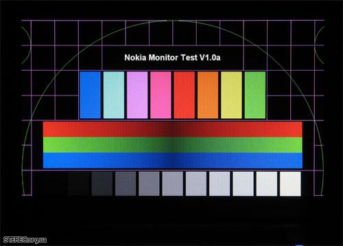 Eee PC 901 - colors spectrum