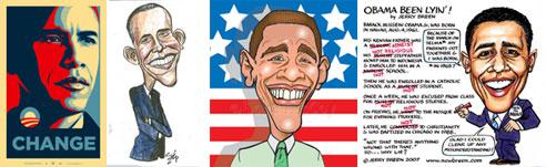 Американские карикатуры на Черновецкого