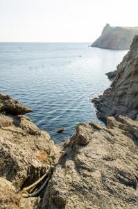 Когда видна веревка - не видно самого пляжа