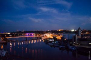 Ночные мосты