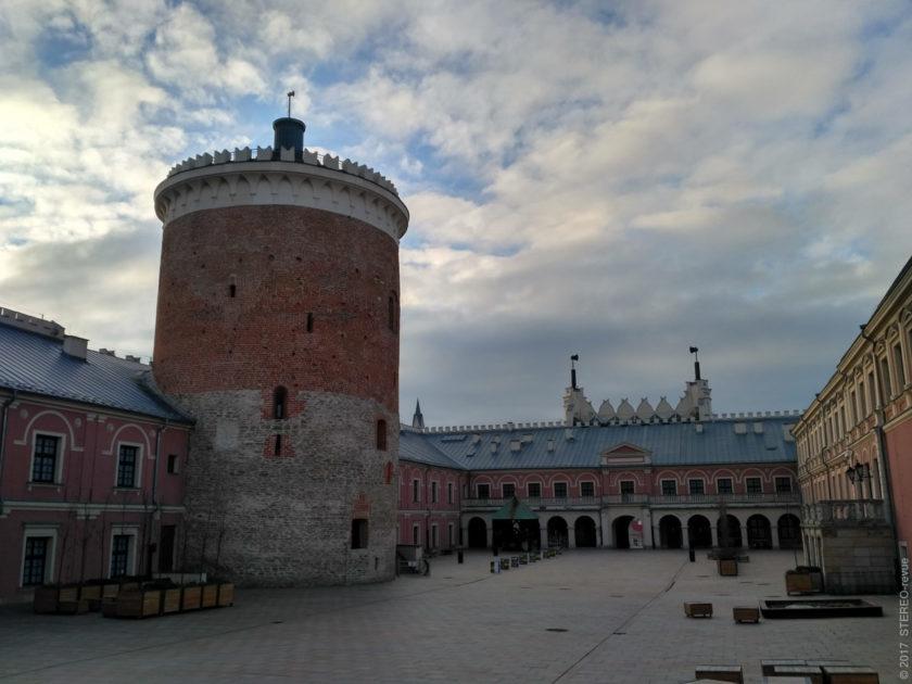 Башня люблинского замка