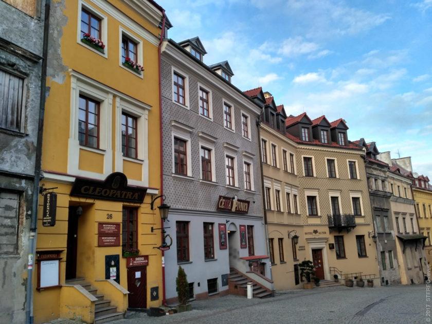Улица Городская, Люблин