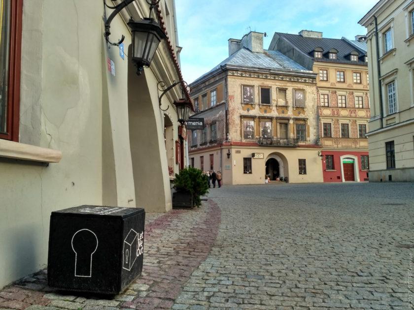 Замок Рынка