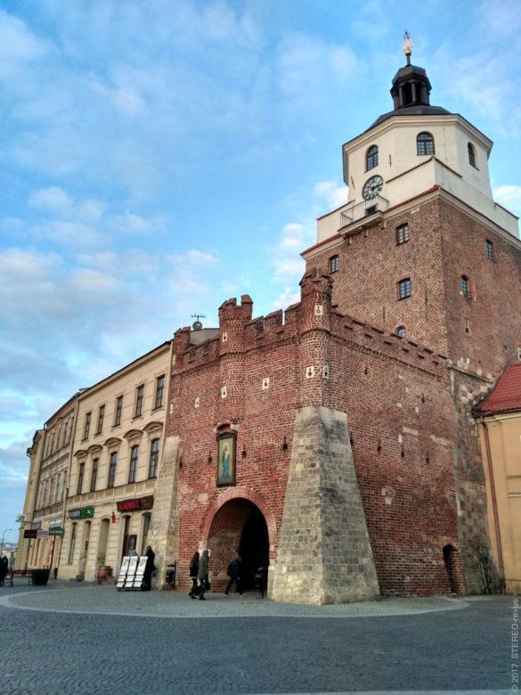 Ворота Краковские