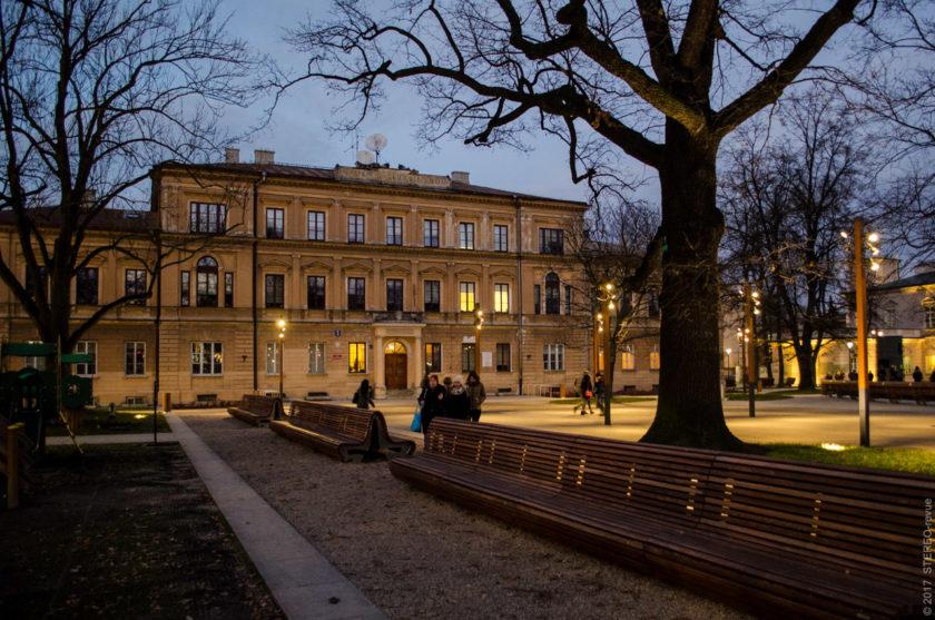 Здание бывшего Губернского правительства