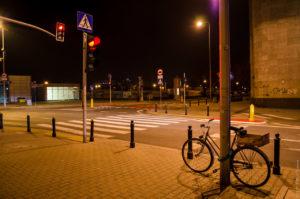 Велосипеды не только днём