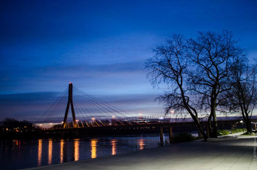 Природа Варшавы сопротивляется бетонированию