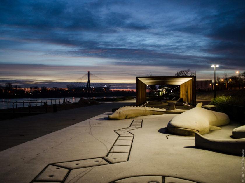 Варшавский бетон разнообразят как могут
